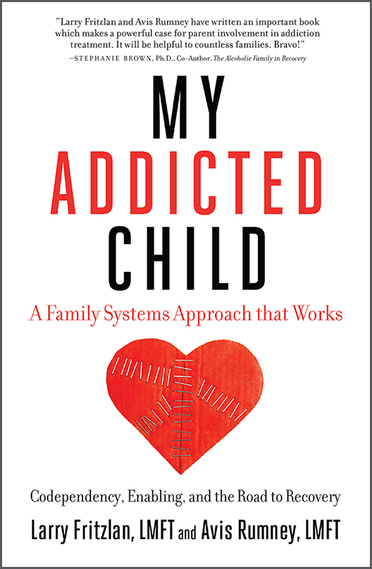 My Addicted Child by Larry Fritzlan